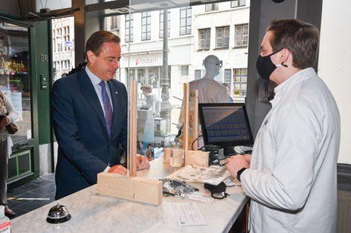 Antwerpen, brandhaard van heropflakkering coronavirus? 'We krijgen geen concrete informatie'