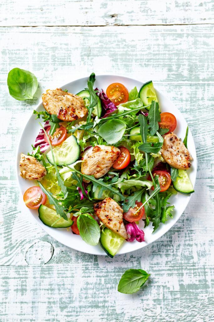 Zo eet je gezond volgens de Schijf van Vijf