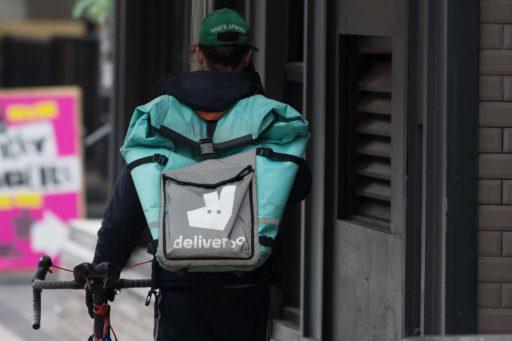 Amazon reçoit le feu vert pour son entrée dans le capital de Deliveroo