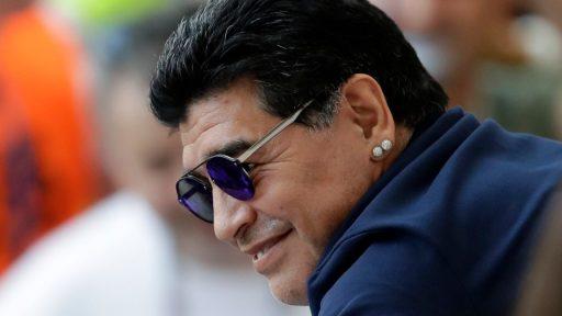 Le footballeur Diego Maradona est décédé  d'un arrêt cardiaque