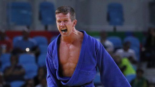 Dirk Van Tichelt brons Rio
