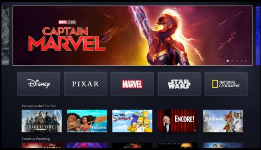 Les précommandes pour Disney+ sont lancées