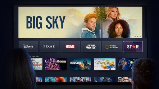 Disney+ TV Star Big Sky