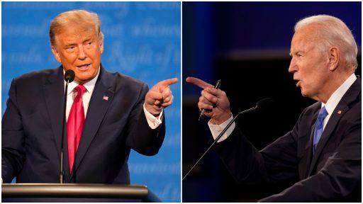 Trump zet Biden voor het blok met nieuwe sancties voor Chinese bedrijven