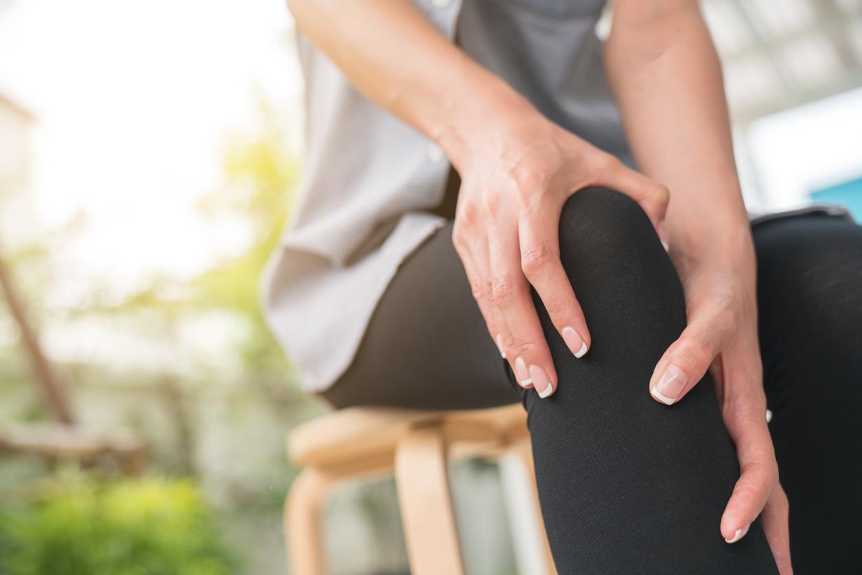 Douleurs aux genoux ? Découvrez les causes possibles