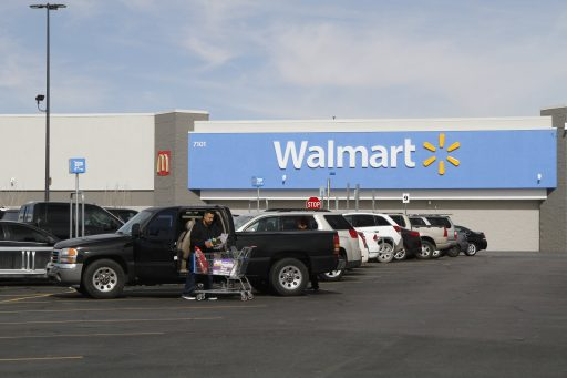 Walmart vormt winkelparkings om tot drive-in bioscopen