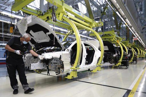 Duitse autobouwers moeten één vijfde verkoop inleveren