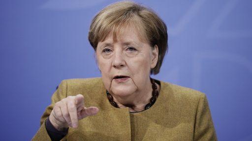 Duitsland verlengt lockdown en sluit grenscontroles niet uit