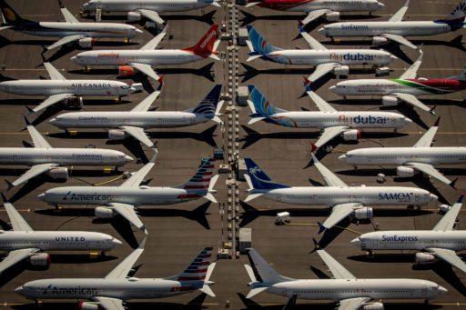 Vous ne verrez pas un Boeing 737 Max voler avant un long moment