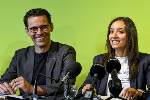 Les options présentées par le duo Magnette-De Wever? 'Une formule sans les verts, et non avec eux', estime Ecolo