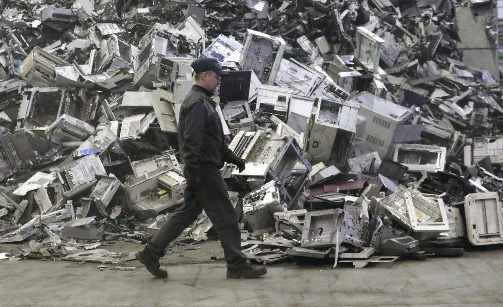 Le monde croule sous les déchets électroniques: le triste record de 2019 ne tiendra pas longtemps…