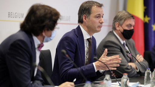 Overlegcomité: 'Horeca open vanaf 1 mei'