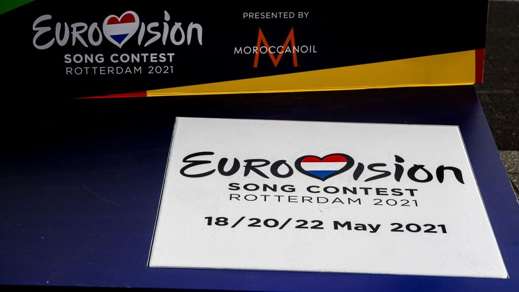 Eurovisiesongfestival 2021