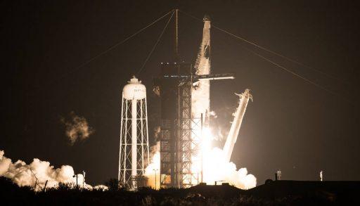 La NASA et SpaceX envoient des astronautes vers l'ISS, les USA s'affranchissent de la Russie