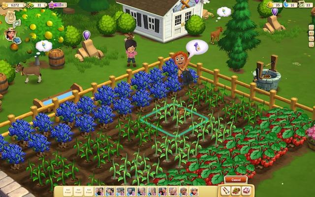 Farmville verdwijnt eind dit jaar van Facebook