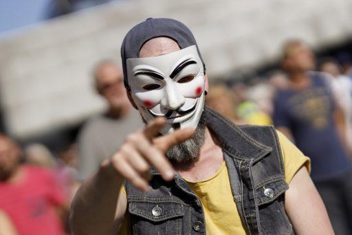 Tegenoplossing voor gezichtsherkenning: chaos zaaien in de algoritmes