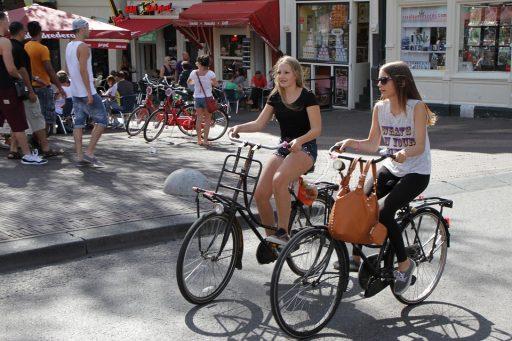 Benelux wil het Europees fietsgebruik helpen stimuleren