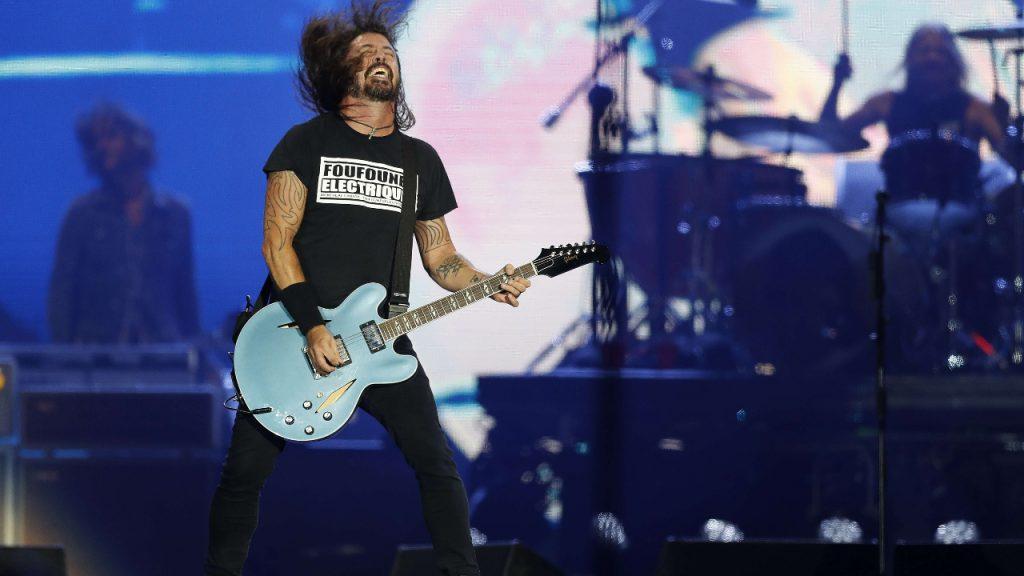 Foo Fighters Medicine at Midnight Shame Shame