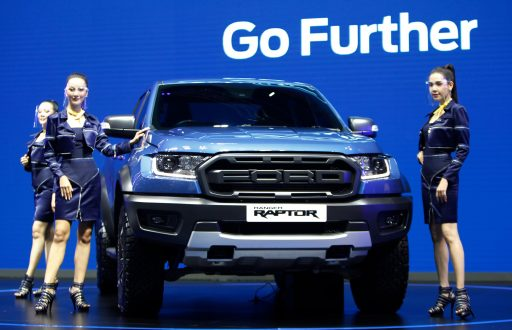 Na een sterk derde kwartaal hoopt Ford het jaar winstgevend af te sluiten