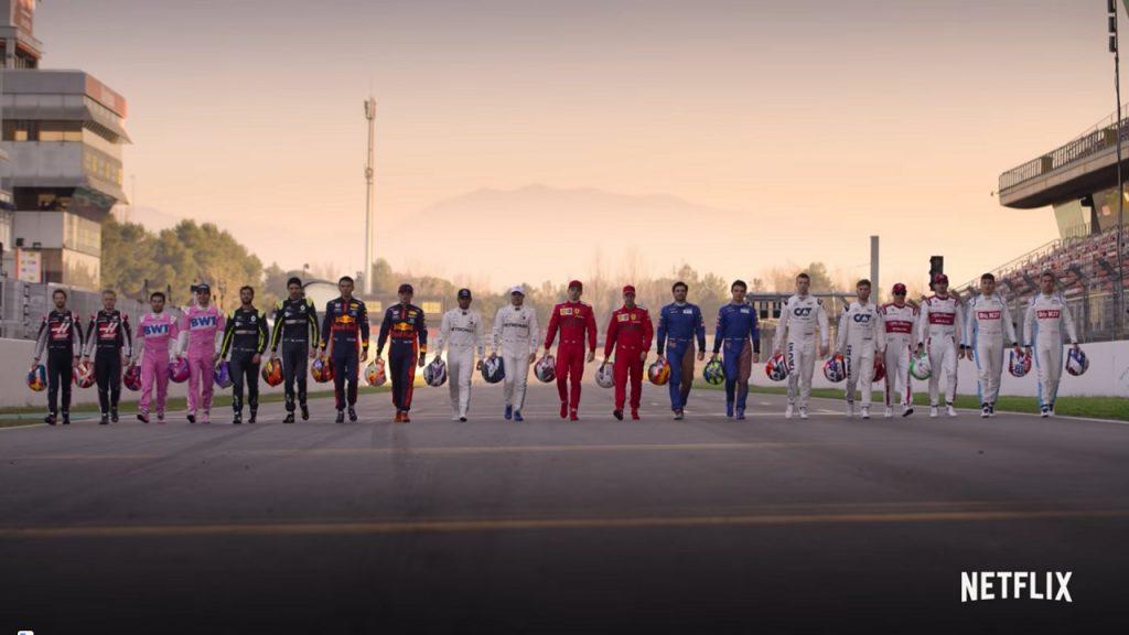 Formula 1: Drive to Survive Season 3 Netflix trailer