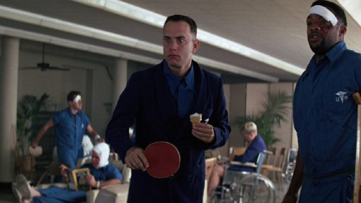 Forrest Gump pingpong