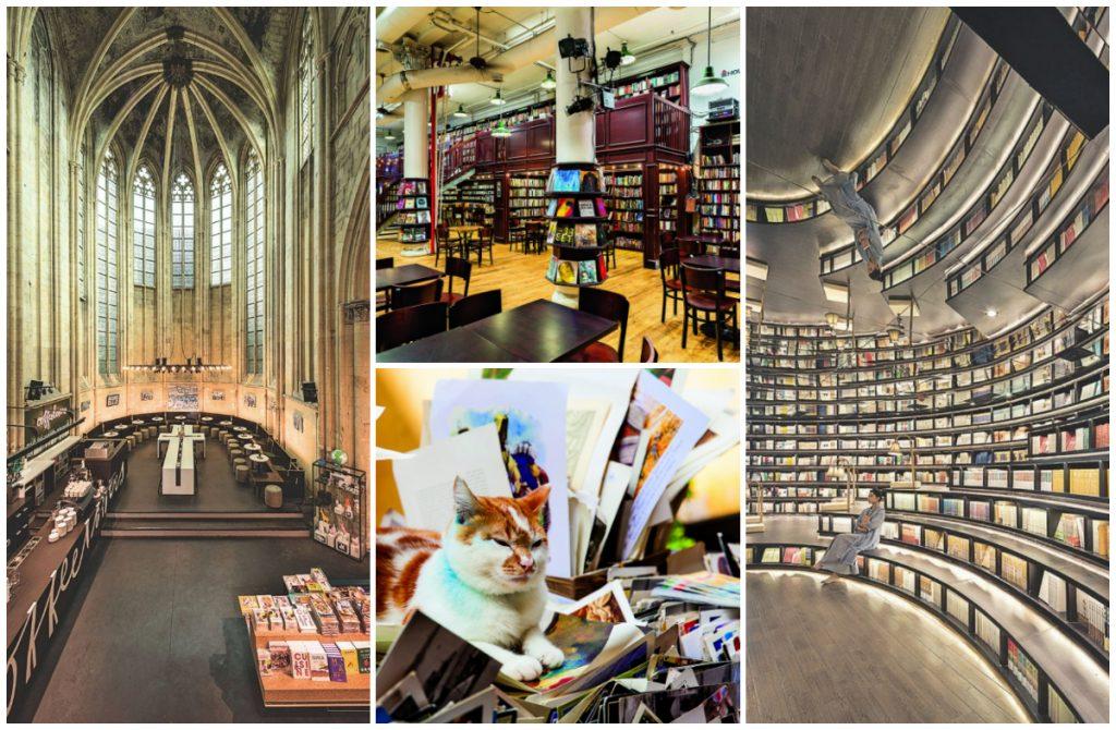 De betoverendste boekenwinkels ter wereld