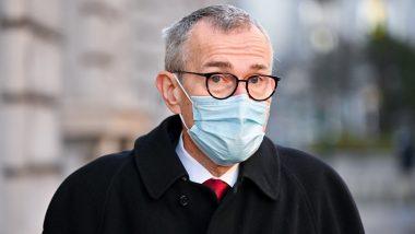 Frank Vandenbroucke Vooruit minister Volksgezondheid