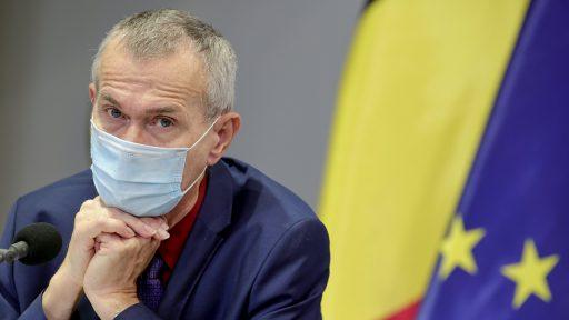 Frank Vandenbroucke minister Volksgezondheid