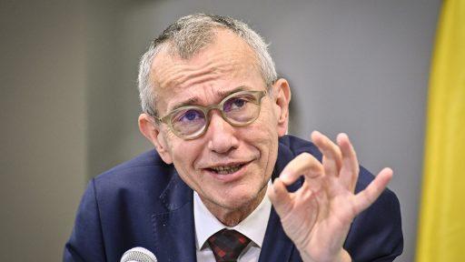 Frank Vandenbroucke sp.a minister