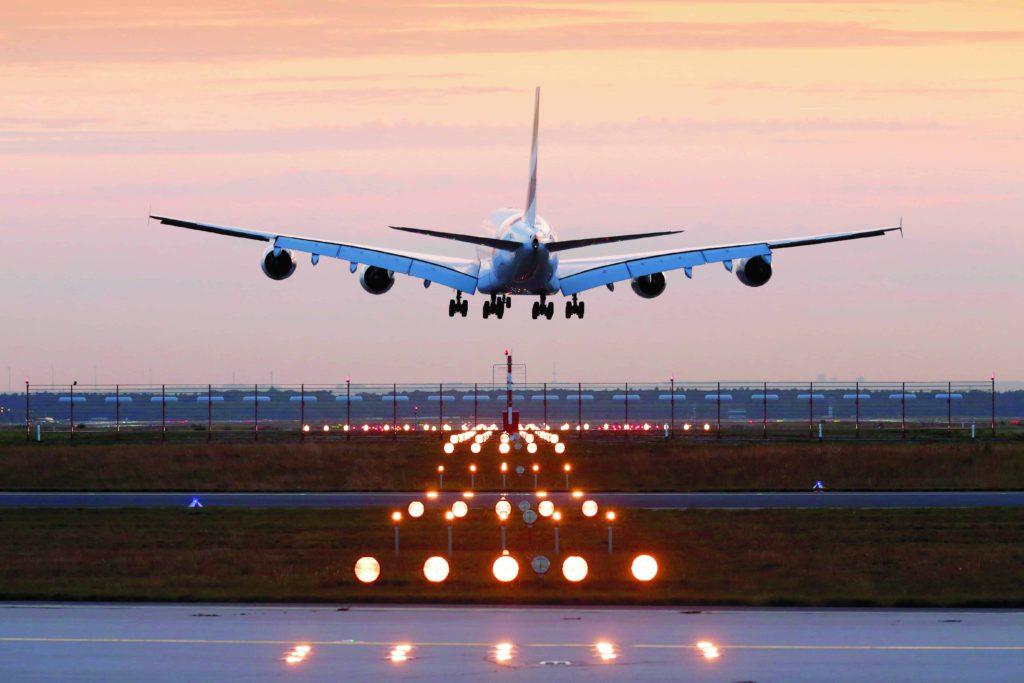 Luchtvaart stuwt de beurzen omhoog. - Isopix