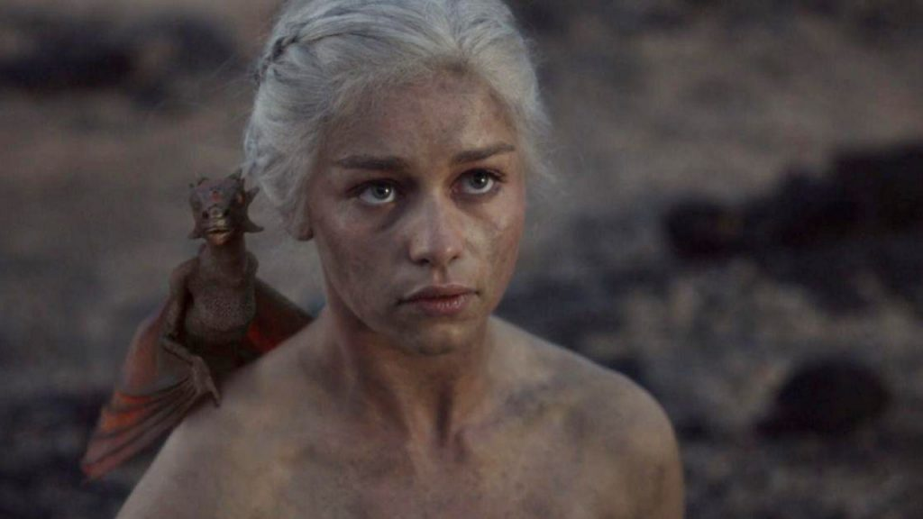 Game of Thrones Daenerys Targaryen Emilia Clarke