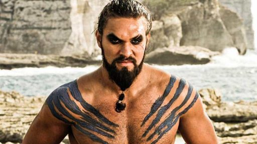 Game of Thrones Khal Drogo Jason Momoa