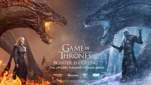Game of Thrones Winter is Coming Lin Qi Yoozoo