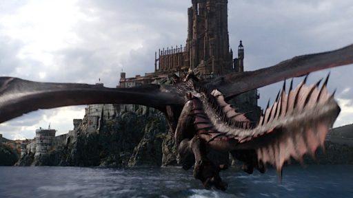 Game of Thrones draak