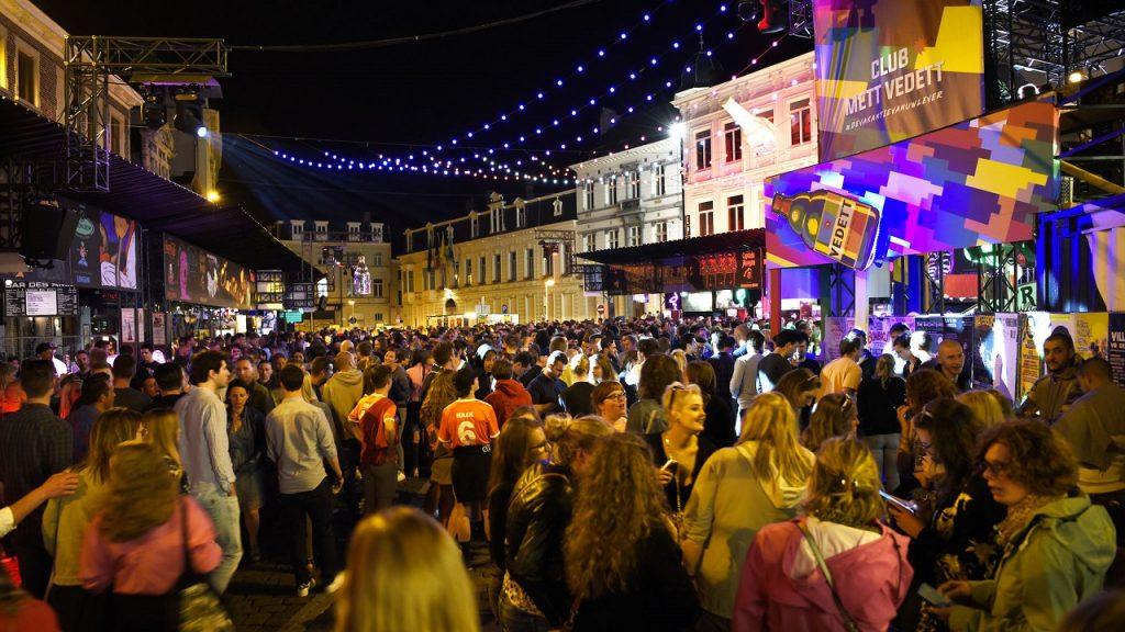 Gentse Feesten stad Gent