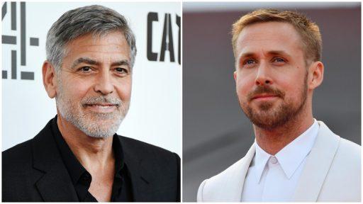 George Clooney Ryan Gosling