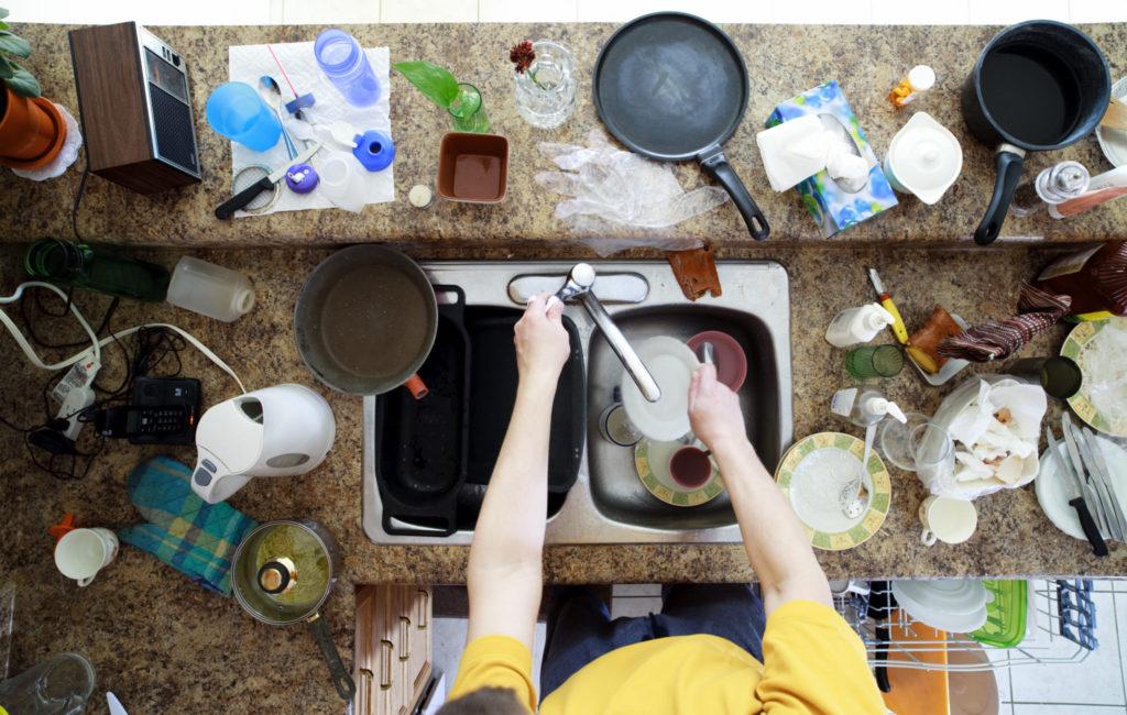 Waarom en hoe een opgeruimd huis kan helpen tegen stress
