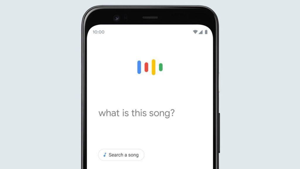 Google Muziek Neuriën Fluiten Zingen