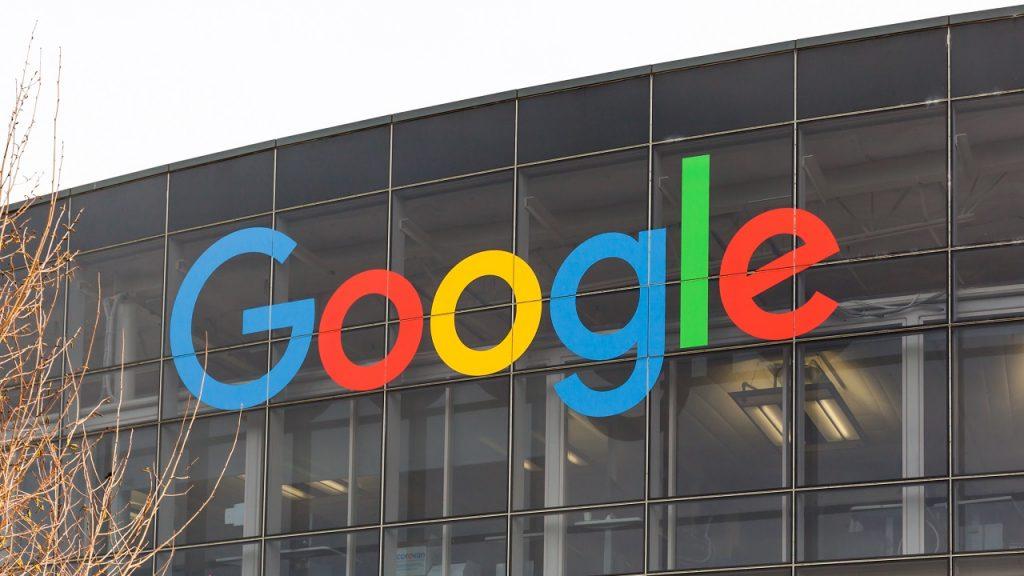 Het Google-hoofdkwartier