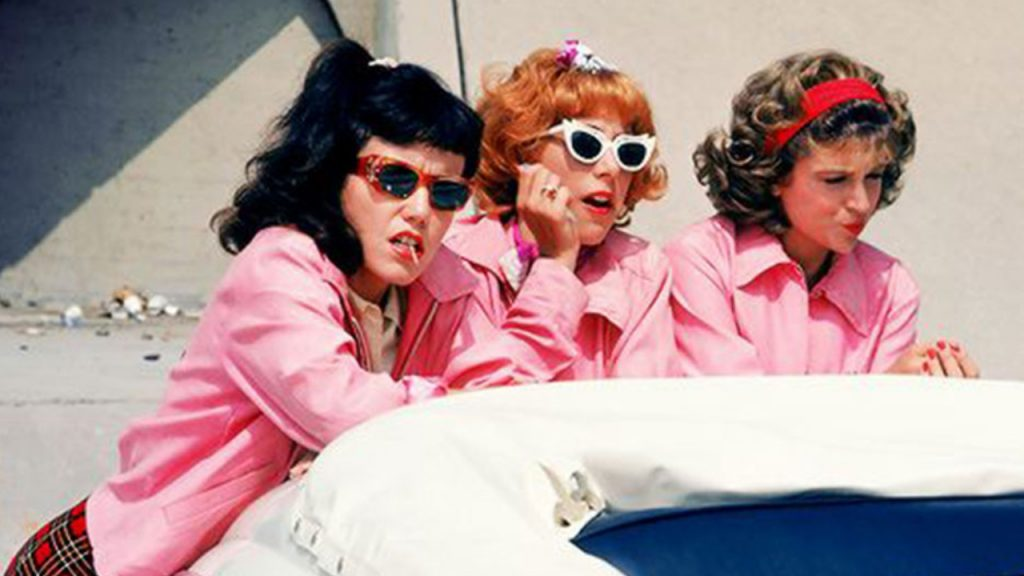 Grease Spin-off Pink Ladies