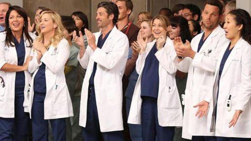 Grey's Anatomy Boek