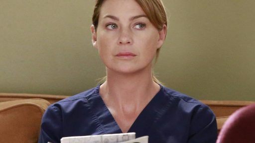 Grey's Anatomy Ellen Pompeo Meredith Grey