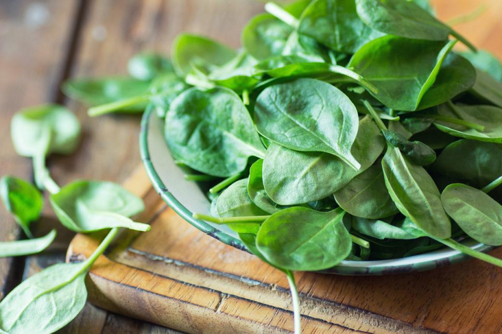 Waarom zijn groene groenten zo gezond?
