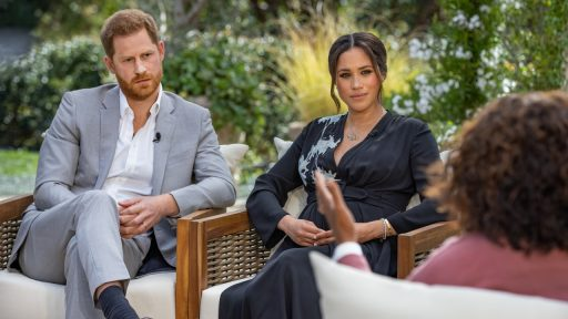 Harry Meghan Oprah