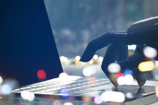 Slimme robots helpen je te beleggen