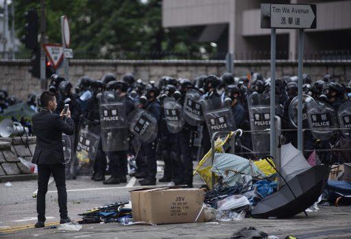 WhatsApp gaat Hongkongse politie en gerecht niet meer helpen
