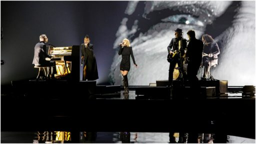 Hooverphonic Eurovisie repetitie