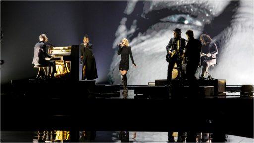 Hooverphonic Eurovisie repetitie