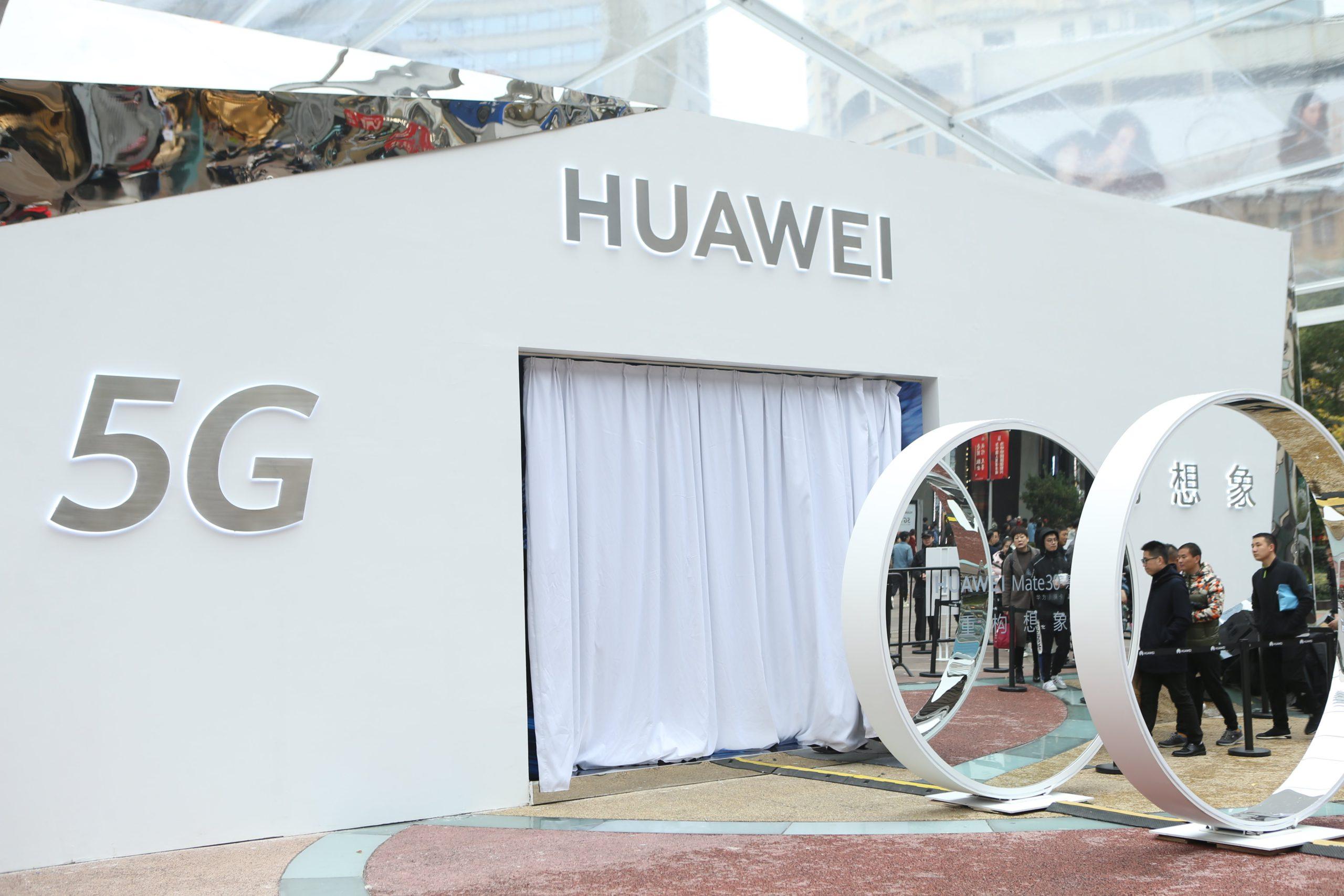 Huawei 5G fournisseur
