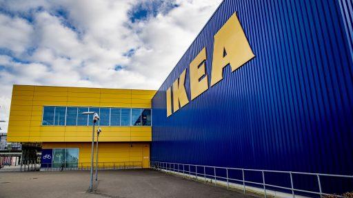 IKEA winkel